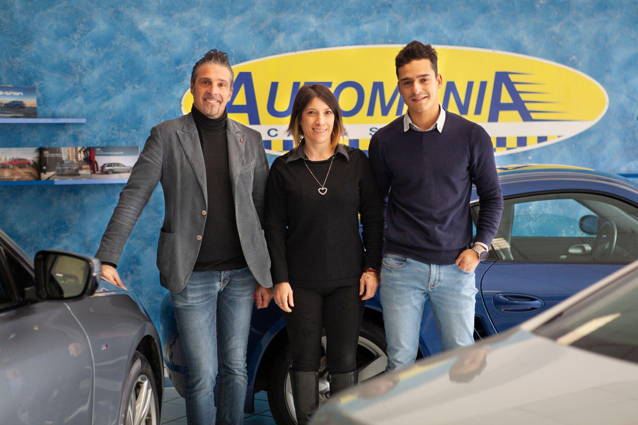 Automania Besozzo,</br> dal 2003 al tuo fianco